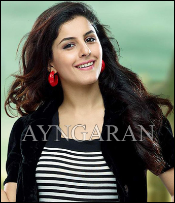 Isha Talwar happy with her projects