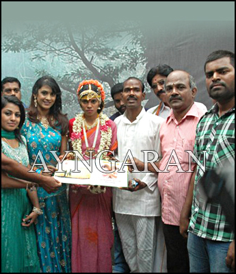Kankolla Kaatchi Movie Launched