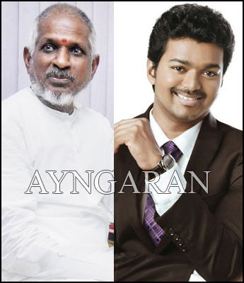Will Ilayaraja do it again for Vijay