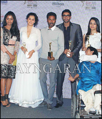 Ritz Icon Award 2012