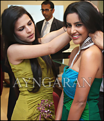 Priya Anand at Forevermark Collection Launched
