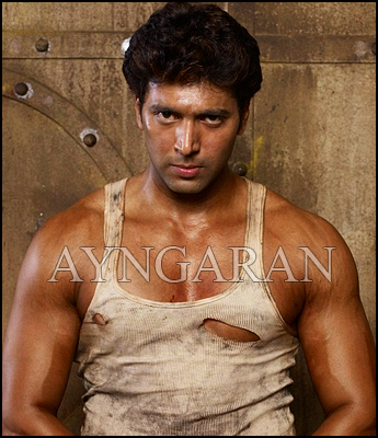 Jayam Ravi and his Hollywood stuntsman