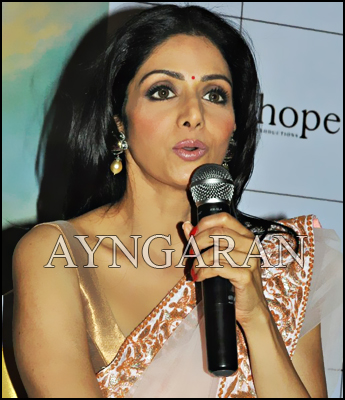 Will Sridevi be lucky this year
