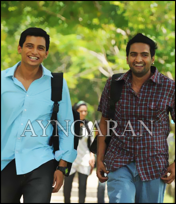 Santhanam's spoof in NEP
