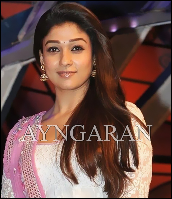 Nayanthara gets the prestigious award