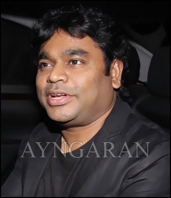 A.R.Rahman to perform live