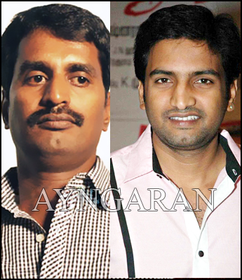 Is Anjali being confirmed opposite to Santhanam