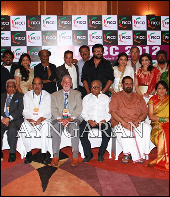 FICCI MEBC 2012 Honoring Legends event held