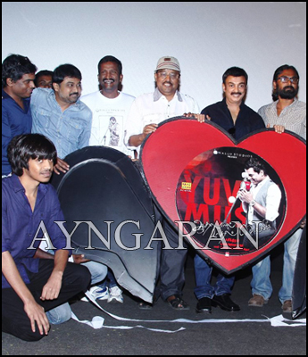 Aadhalal Kadhal Seiveer Movie Audio Launched