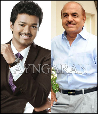 Vijay to join with RB choudary