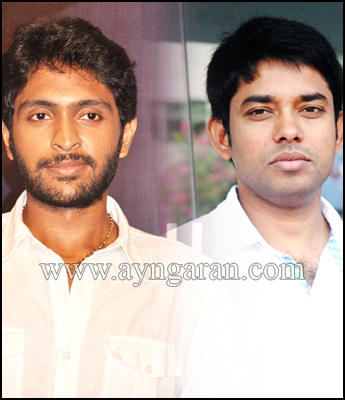 Vikram Prabu and Saravanan together