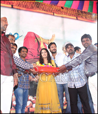Ilankandru Movie Launch held