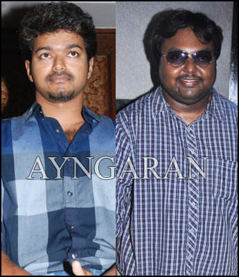 Imman again with Vijay