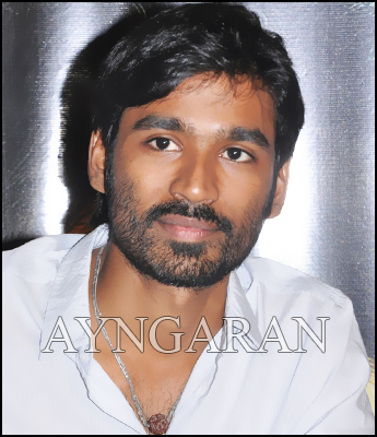 Dhanush  a strong lyricist too