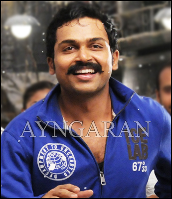 Karthi to balance now