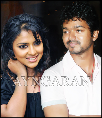 Vijay finalises his heroine