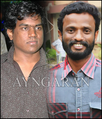 Pandiraj happy with Yuvan