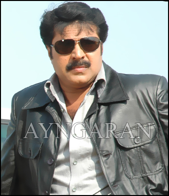 Mammootty an Investigative officer again