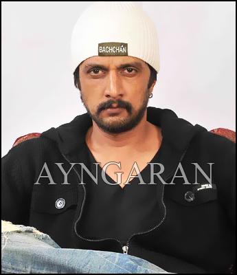 Sudeep's next