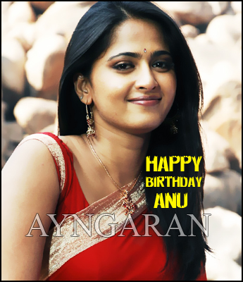 Anushka celebrates her birthday today