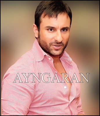 Saif is Bullet Raja