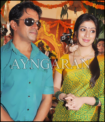 Lakshmi Rai along with Arjun
