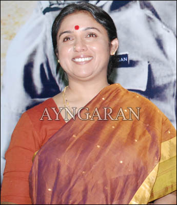 Revathi is back