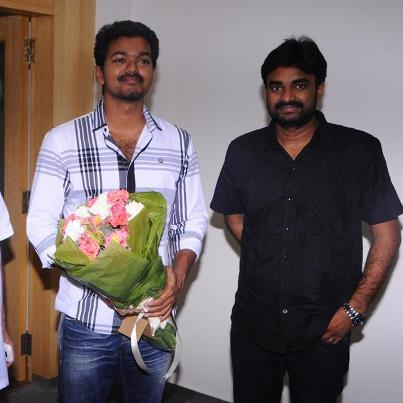Vijay & vijay movie launch