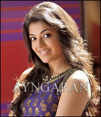 Kajal is slow and steady