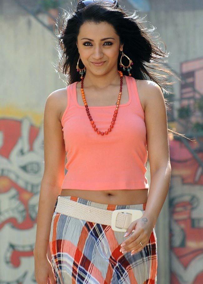 Trisha signs again for M.S.Raju