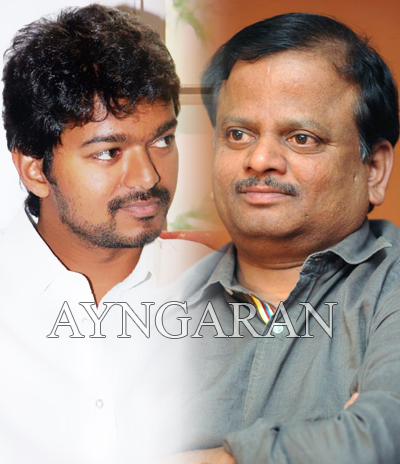 KV Anand and Vijay to join together