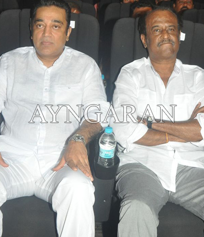 Rajini and Kamal keen for the same