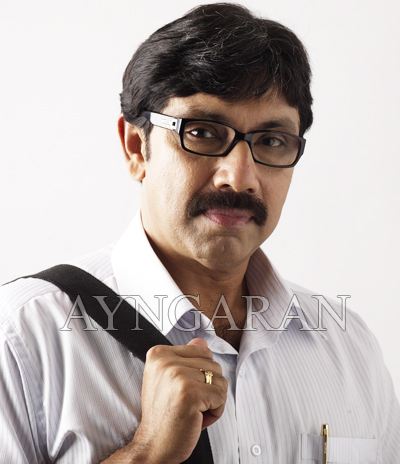 Sathyaraj's double shift