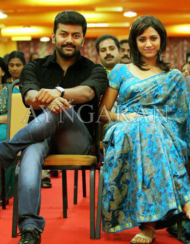 Mamta with Indrajith
