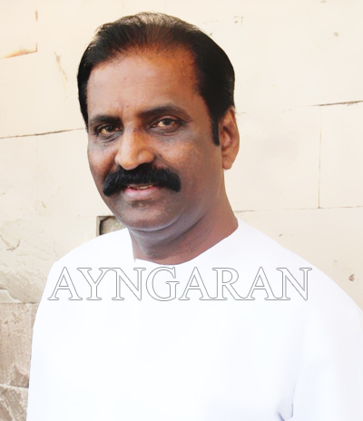 Vairamuthu does the screenplay and lyric