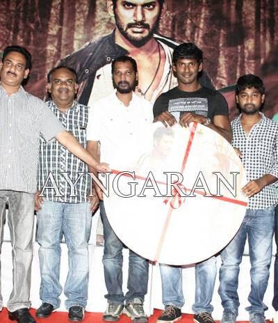Samar Movie Audio Launched Today