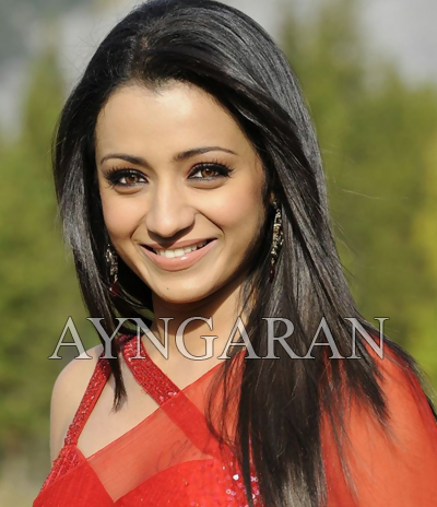 Trisha in a multi lingual