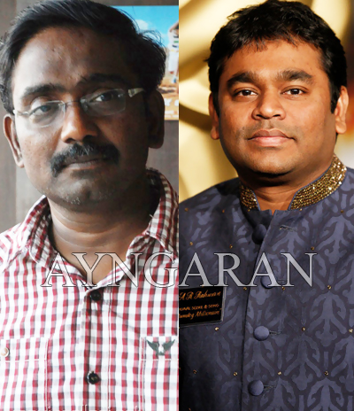 Vasanthabalan and ARR together