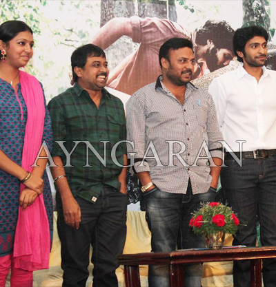 Kumki Movie Press meet held