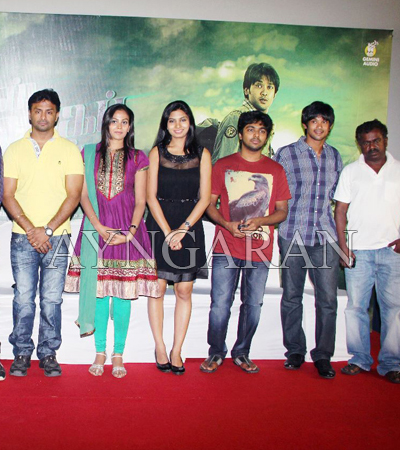 Naan Rajavaga Pogiren Press Meet held