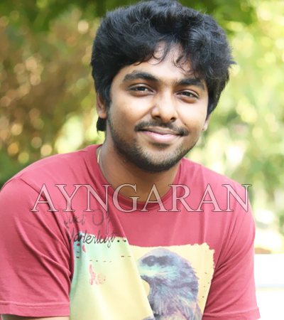 GV Prakash turns producer