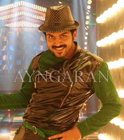 Karthi's line up of films