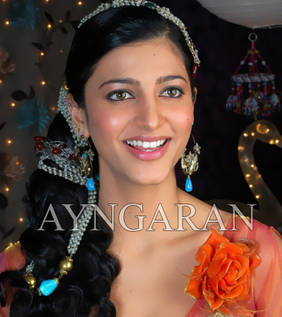 Shruthi has a different name in tollywood