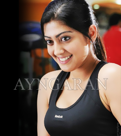 It is Pranitha in Whistle