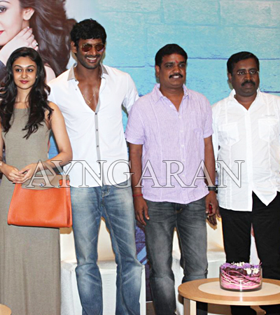 Pattathu Yaanai Press Meet held