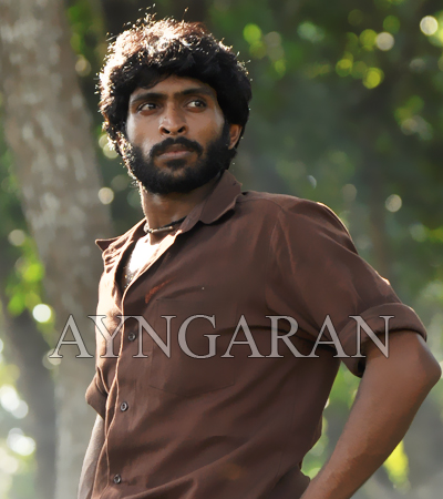 Vikram Prabhu signs his 3rd