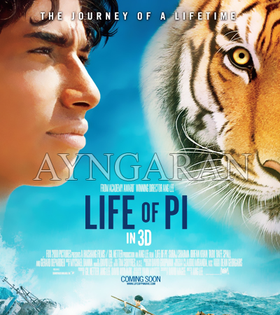 Life of Pi has 11 nominations in Oscar
