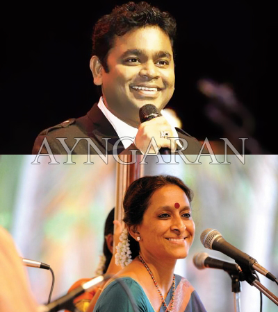 AR Rahman wishes Bombay jayashree