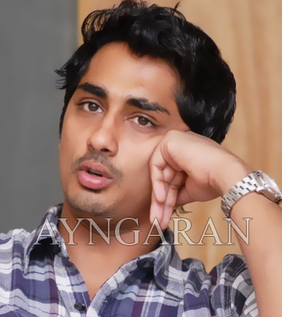 Siddharth awaiting for the release