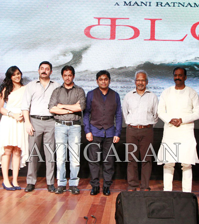 Kadal Movie Press Meet held